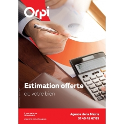 Flyer Estimation Offerte