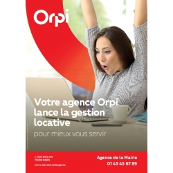 Flyer Orpi Gestion Locative 1